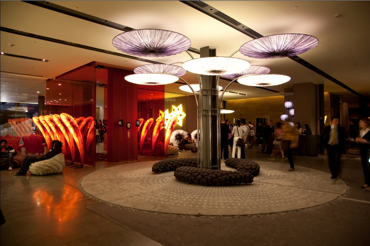 Location milano fashion global summit for Nhow milano