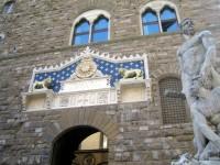 Dettaglio palazzo vecchio
