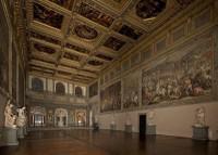 Palazzo vecchio salone del Cinquecento