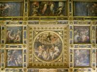 Palazzo vecchio soffitto